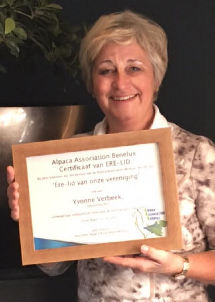 Yvonne Verbeek