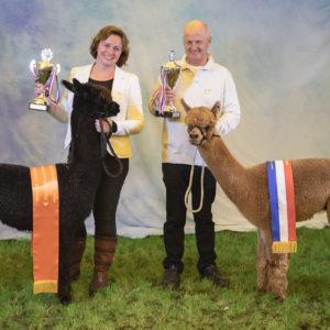 2019 Grand Champion en Reserve Champion Vorstenbosch